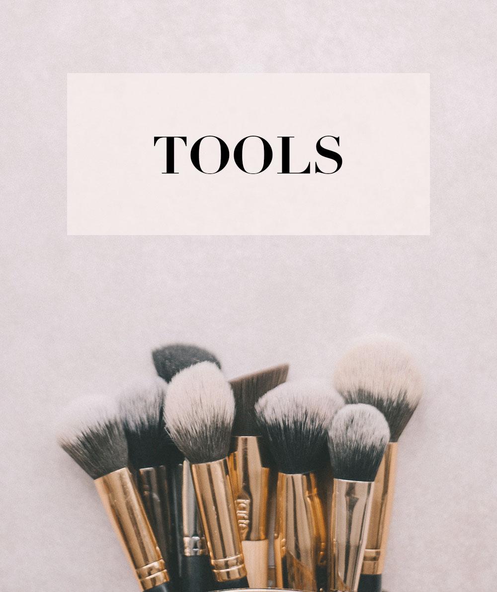 makeup brushes with makeup beauty