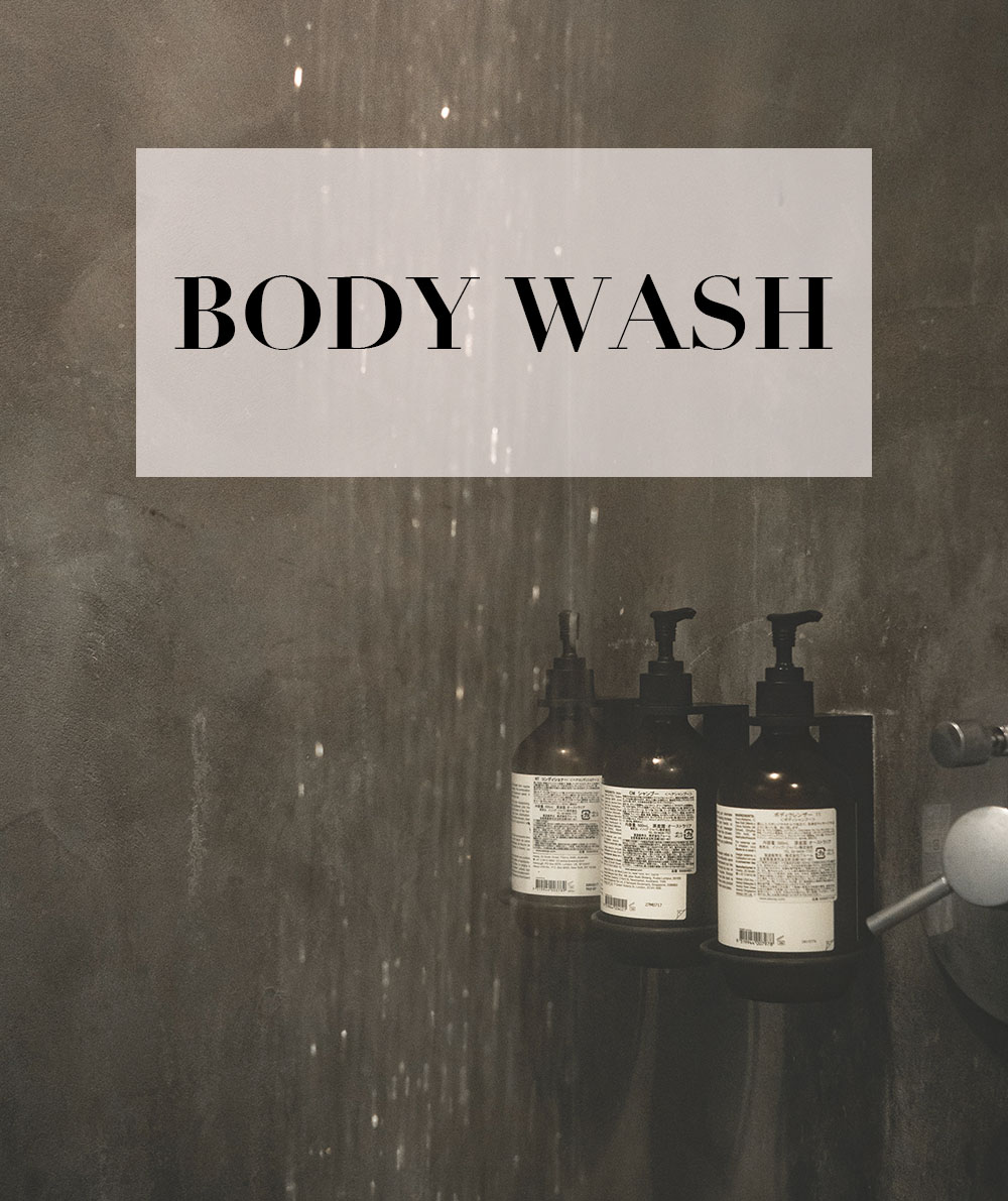 bath body wash shop in shower