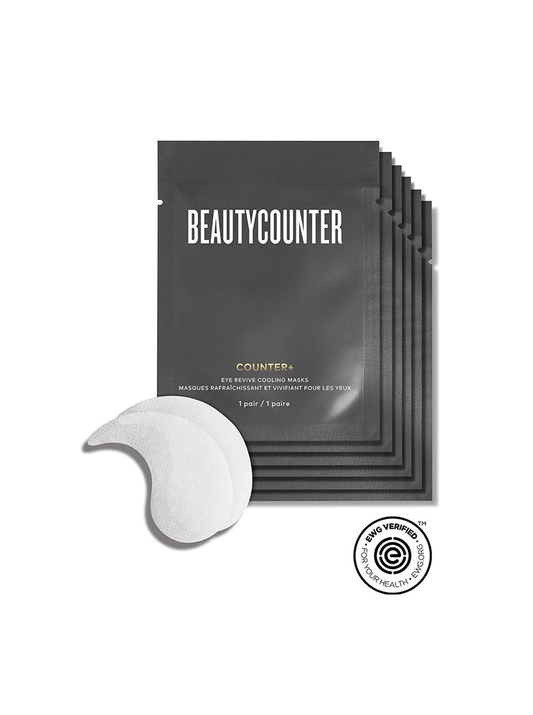beautycounter Counter+ Eye Revive Cooling Masks