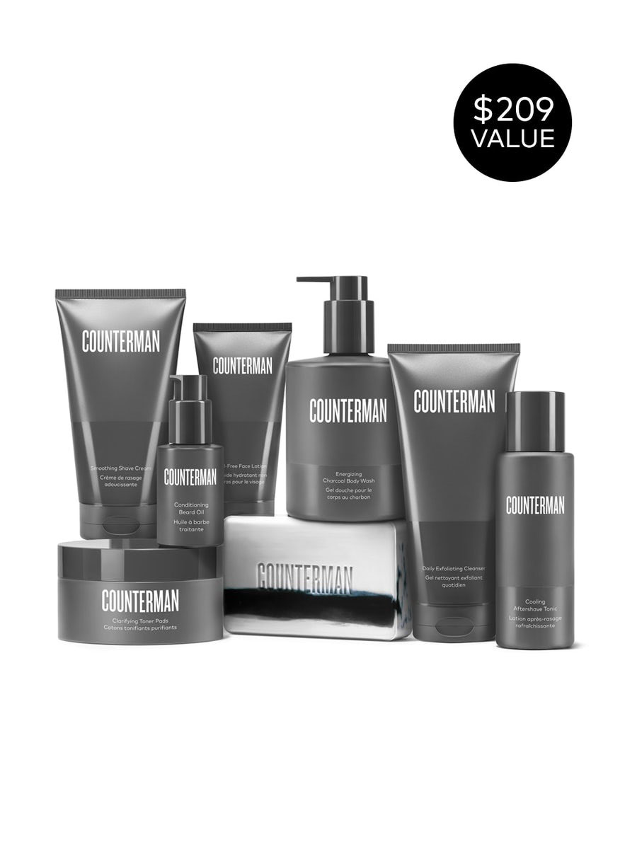 beautycounter Counterman Collection