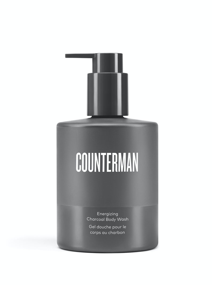 beautycounter Counterman Energizing Charcoal Body Wash