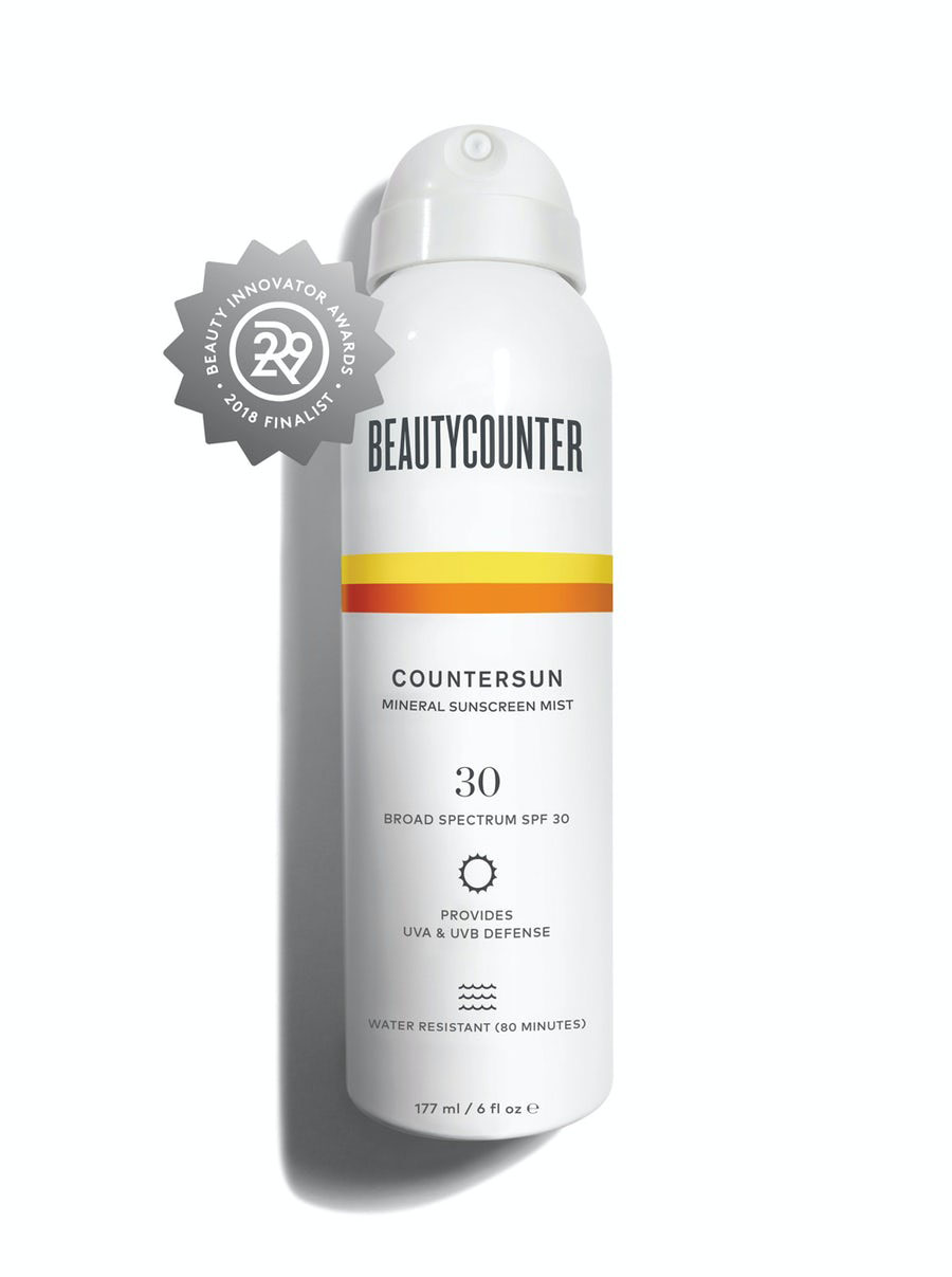 beautycounter Countersun Mineral Sunscreen Mist SPF 30