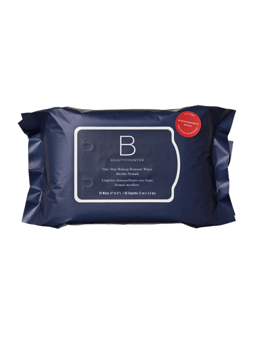 beautycounter One-Step Makeup Remover Wipes