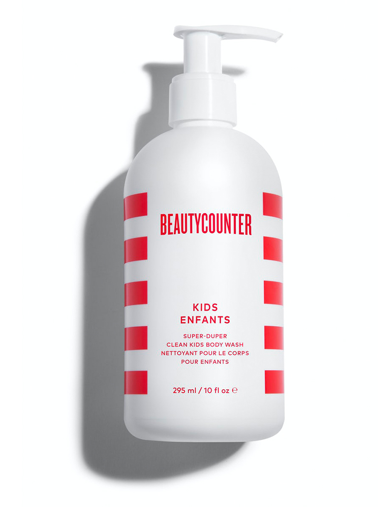beautycounter Super-Duper Clean Kids Body Wash