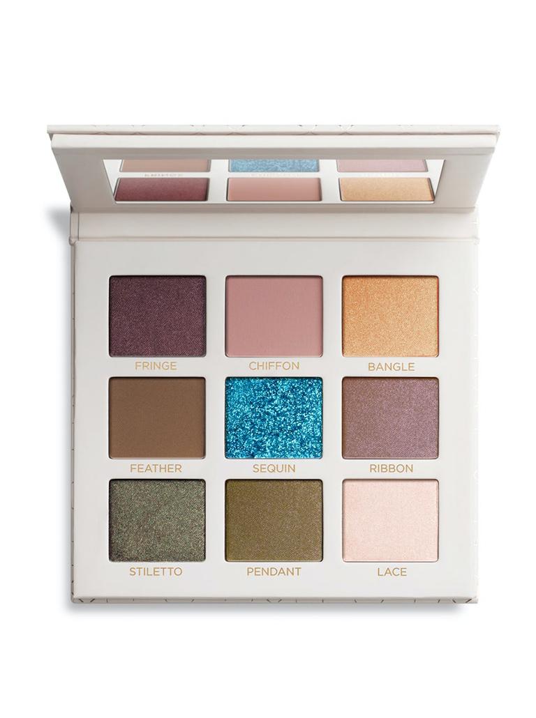 beautycounter Velvet Eyeshadow Palette - Iconic