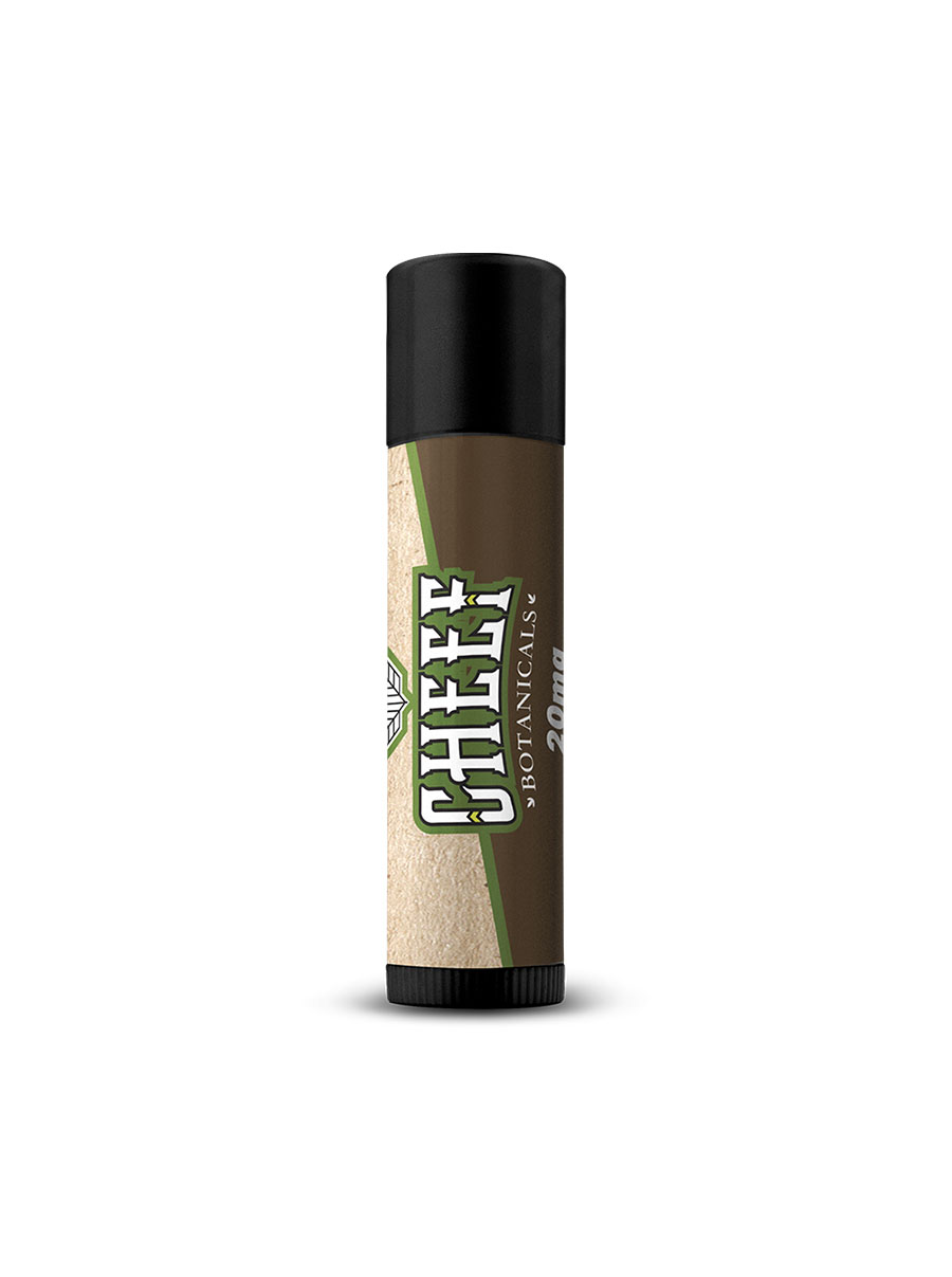 cheef botanicals CBD Lip Balm