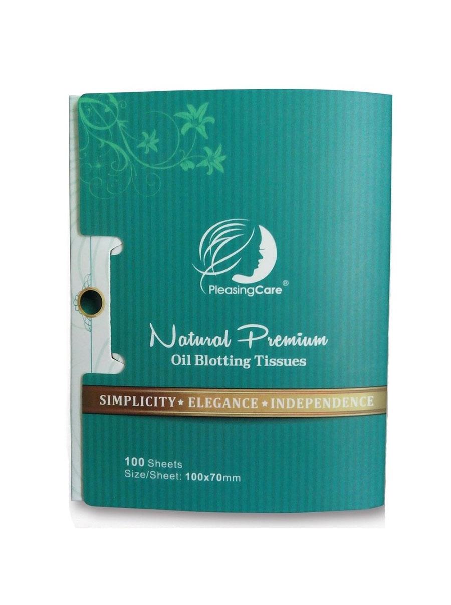 natural oil blotting tissues