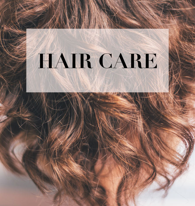 palma wellness shop hair care