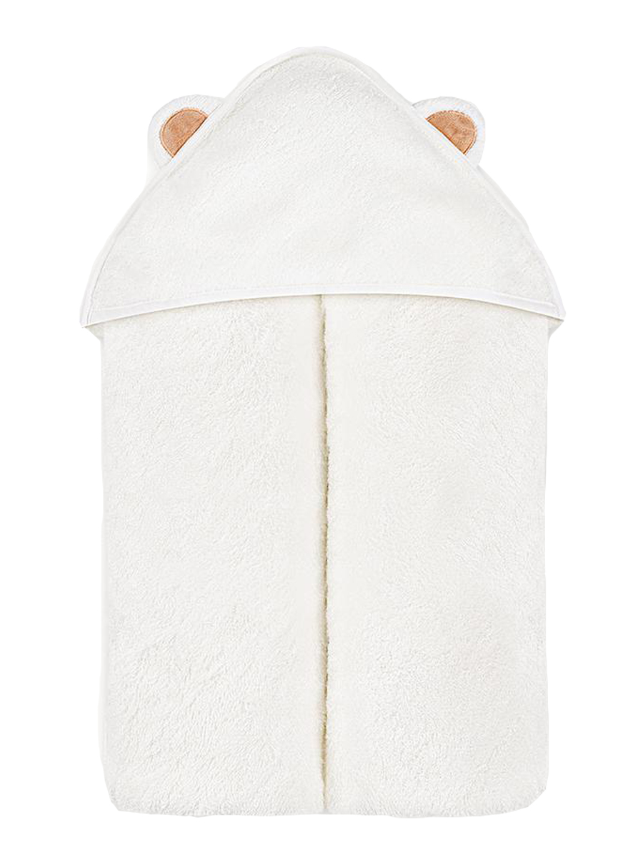 natemia Bamboo Baby Bath Hooded Towel
