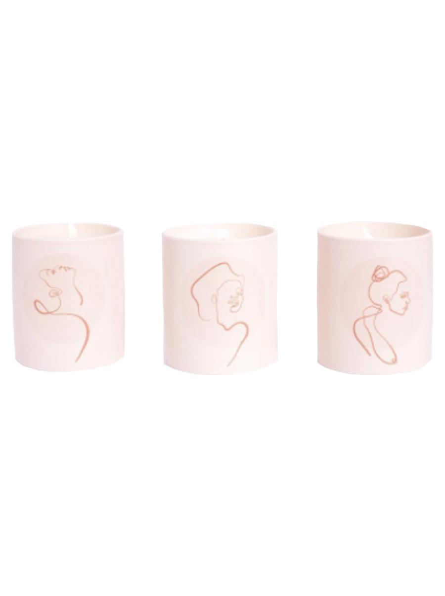 Collector's Set: Allison Kunath x Brooklyn Candle Studio
