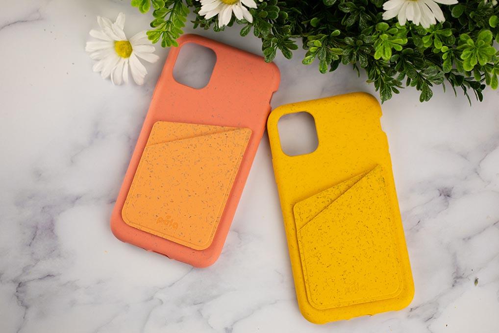 pela case cardholder phone case