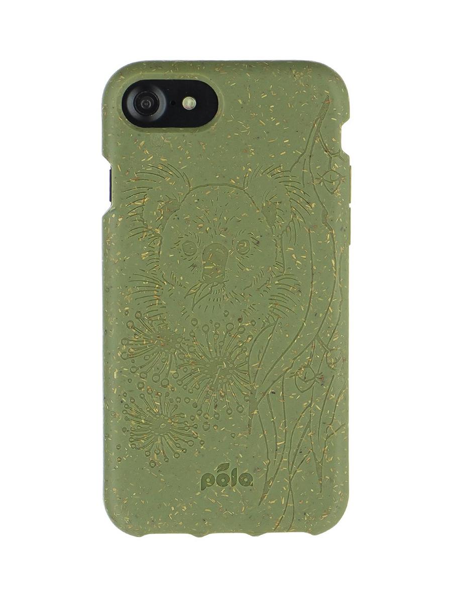 pela case moss koala iphone case