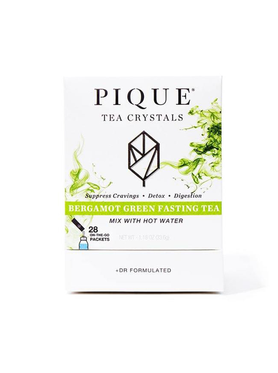 pique tea Bergamot Green Fasting Tea