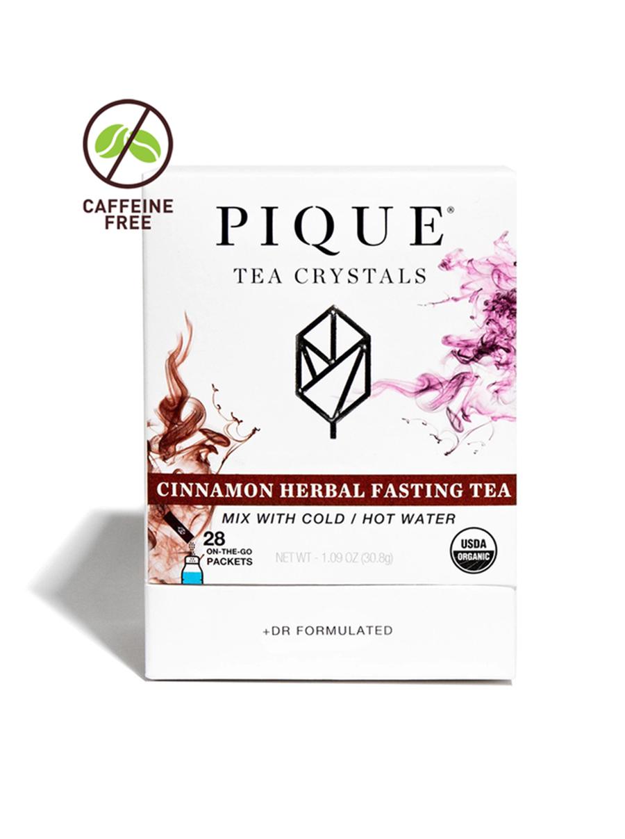 pique tea Cinnamon Herbal Fasting Tea
