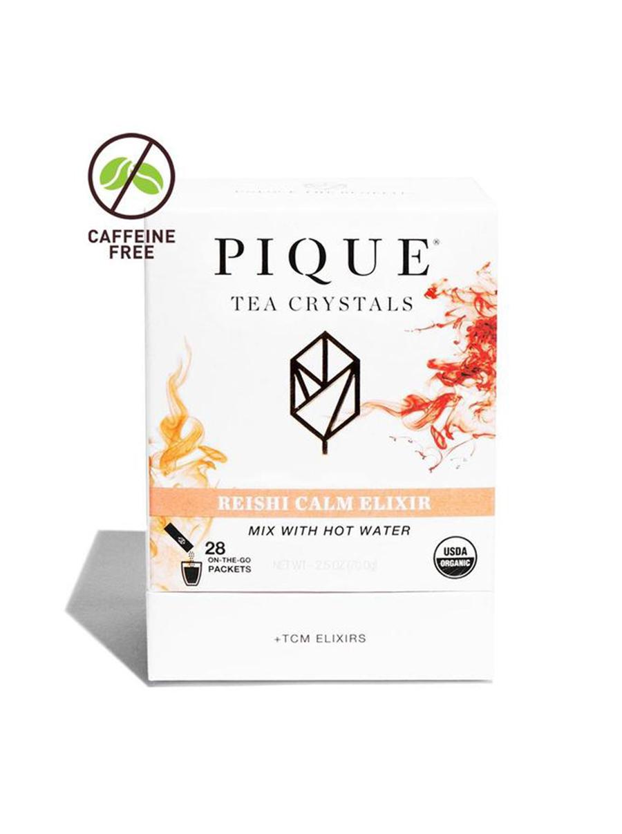 pique tea Reishi Calm Elixir