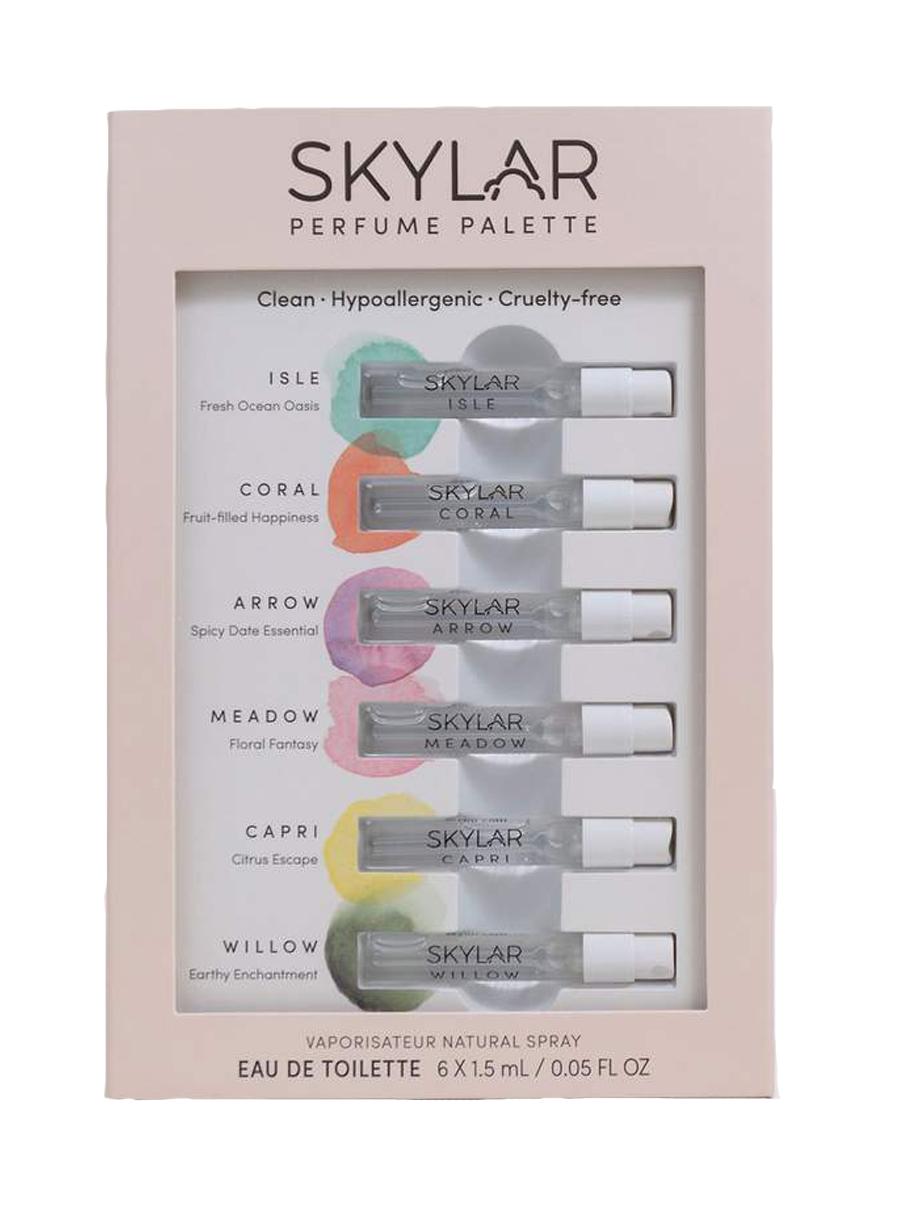 skylar scent experience perfum palette